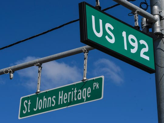 The 3.1-mile segment of the St. Johns Heritage Parkway linking Emerson Drive in Palm Bay with U.S. 192 in West Melbourne opened to traffic last November.