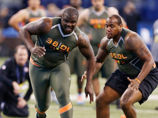 NFL draft-Juniors