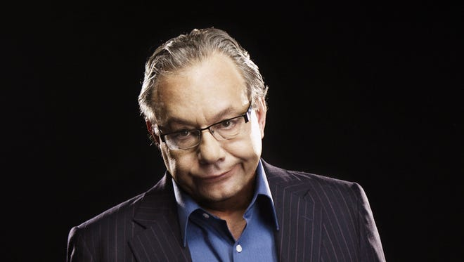 """Comedian Lewis Black will bring his """"Rant, White & Blue Tour"""" to Hershey Theatre in October."""