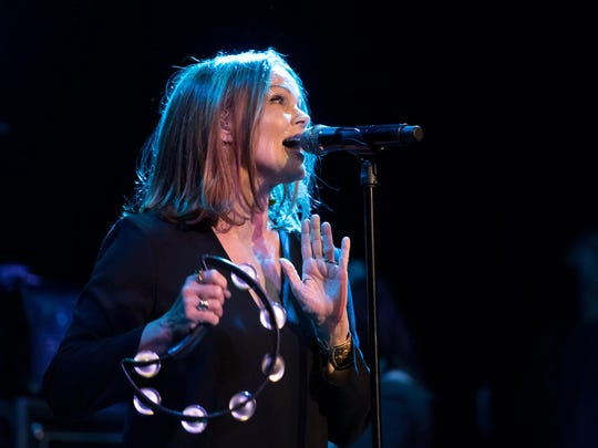 Go-Go's frontwoman Belinda Carlisle will perform Friday.