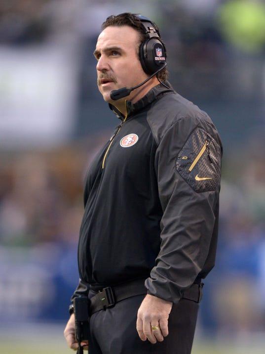 Jim Tomsula named San Francisco 49ers head coach