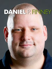 Daniel P. Finney, metro columnist for the Des Moines