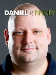 Daniel P. Finney, metro columnist for the Des Moines