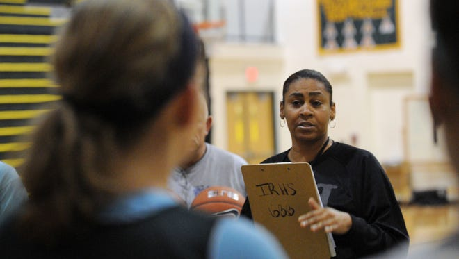 Donna Polk has returned home to Delaware and takes over the Indian River girls basketball program.