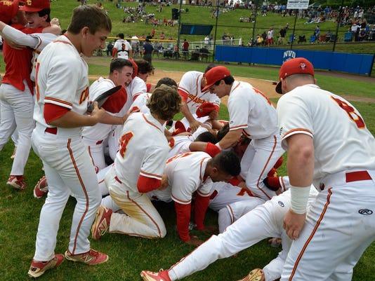 Bergen County Baseball Tournament Finals , Demarest, Don Bosco, Bergen Catholic