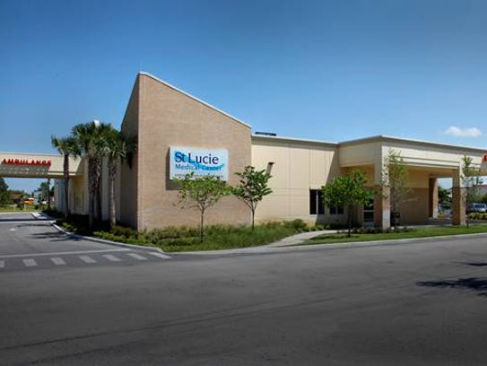 St Lucie Medical Center Emergency Room