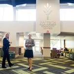 Ellspermann visits Ivy Tech Southwest campus before taking office July 1