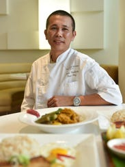 Bryan Conducto, a sous chef for The Westin Resort Guam