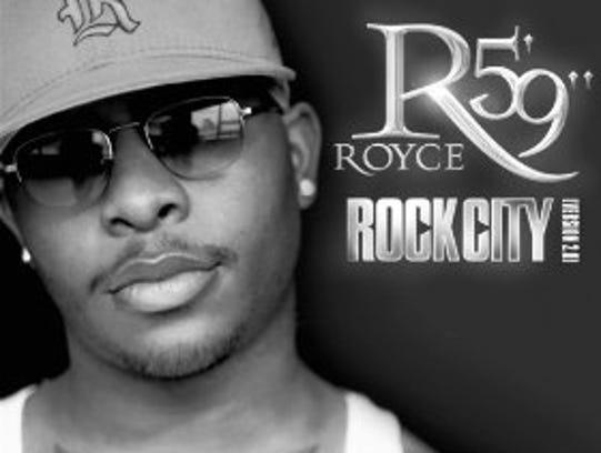"""""""""""Rock City"""" by Royce da 5'9"""""""