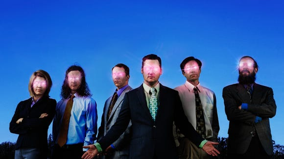 Modest Mouse will play Aug. 24 and 25 at the McCurdy