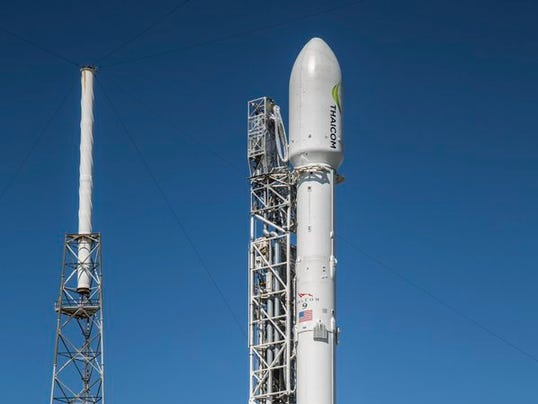 Live: SpaceX Falcon 9 rocket launch from Cape Canaveral ...