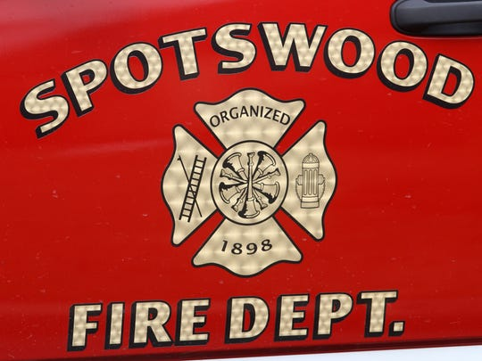 Spotswood Fire Department is one of many all-volunteer fire departments in the state.,