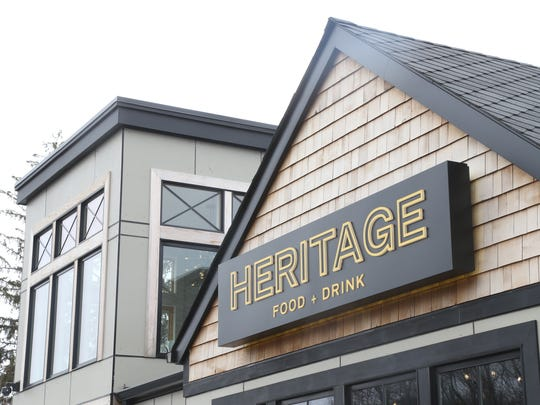 Heritage Food + Drink in Wappingers Falls on March 28, 2018.