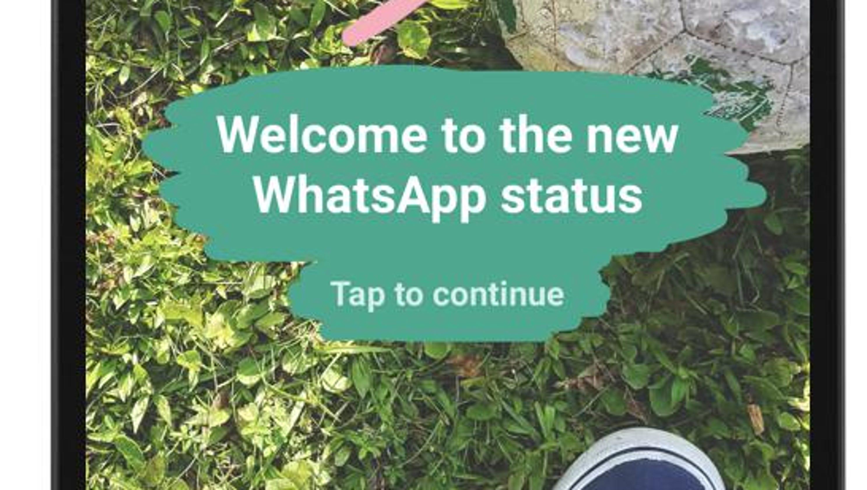 whatsapp unveils snapchat like status. Black Bedroom Furniture Sets. Home Design Ideas