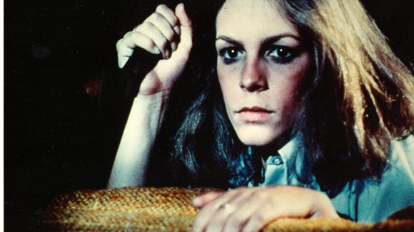 """Halloween"" was Jamie Lee Curtis' big-screen debut. We'd say she killed it."