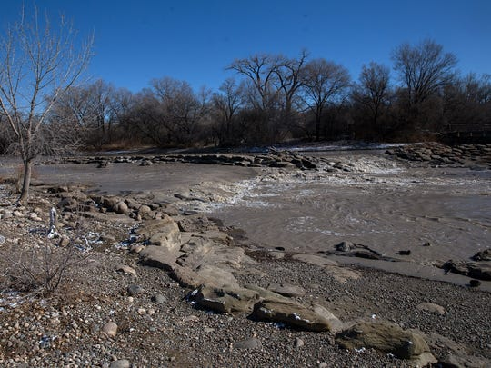 The proposed Animas River Restoration Project is designed to reshape a cross section of the river nearly a mile long.