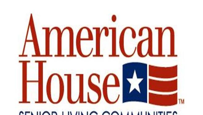 American House Senior Living Communities, logo