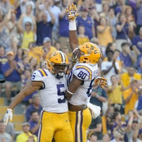 Guilbeau Column: Sluggish LSU survives in front of dearly departed crowd at Vacant Valley