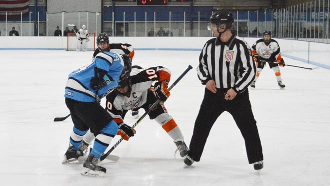 Lohud Hockey Gameday - All of today's matchups in the Lower Hudson Valley