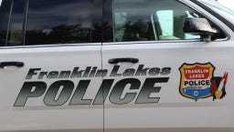 Franklin Lakes police car
