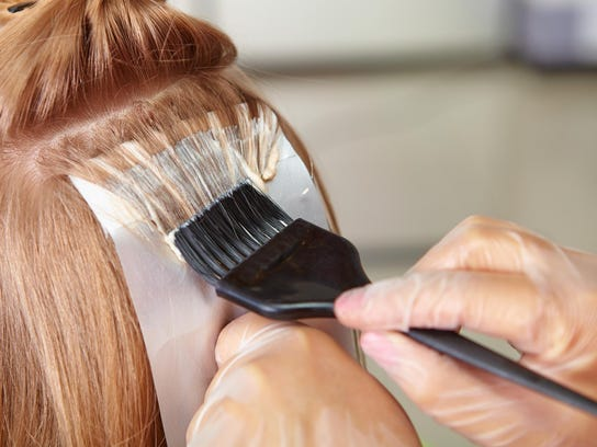 Researchers have been trying to clearly define the risks of certain chemicals in hair dye, and find out which colors are most toxic.