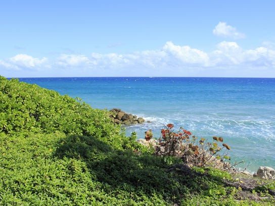 Beautiful Deerfield Beach Coast