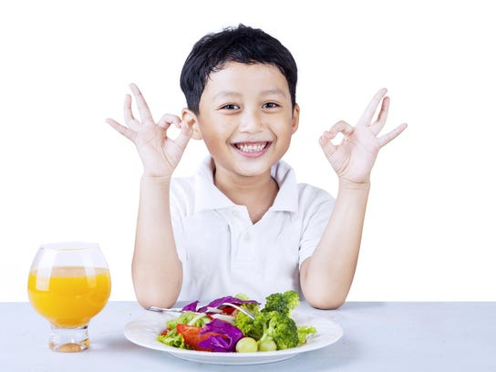 Making Sure Your Children Are Eating The Right Food