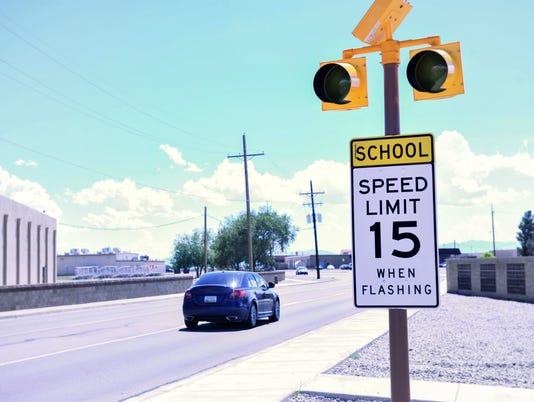School Zones File Photo