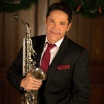 Grammy Award-nominated saxophonist Dave Koz returns on Dec. 15 to Downtown's Plaza Theatre for his annual Christmas concert.
