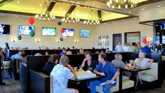 New York Pizza & Pasta launched its second location Aug. 9 in Cameron Commons, the retail center on Immokalee Road just east of Collier Boulevard.