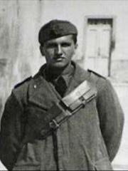 Elio DeAngelis was an Italian prisoner of war held