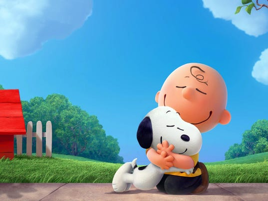 DFP peanuts movie re
