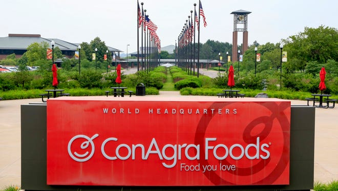 ConAgra Foods announced Thursday that it would be cutting 1,500 jobs.
