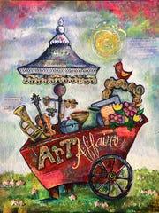 A Pleasant Ridge woman has won the third annual Art Affaire poster contest.