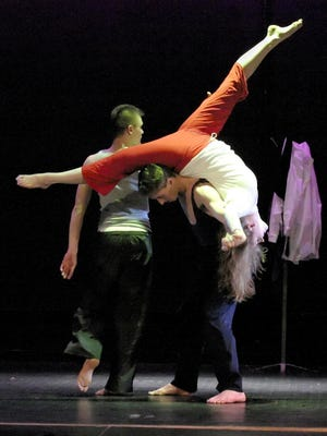 More than 80 Lansing area dancers will be taking over area stages July 24 to Aug. 8 in DANCE Lansing Community Dance Project.