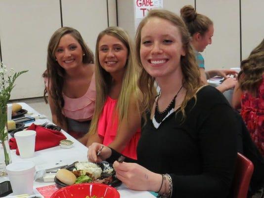 PTC 0516 honors banquet