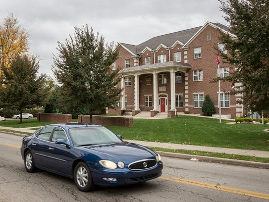 Sigma Phi Epsilon is just one of 13 fraternities that