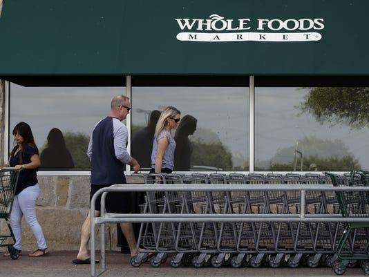 AP AMAZON WHOLE FOODS A F USA TX