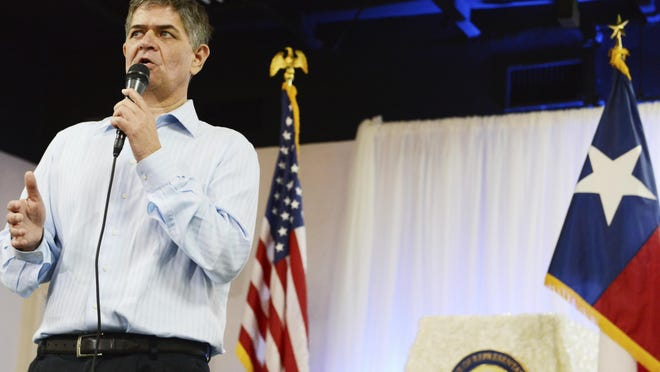 U.S. Rep. Filemon Vela, D-Brownsville, was an early supporter of President-elect Joe Biden and is being mentioned as a possible Cabinet pick.