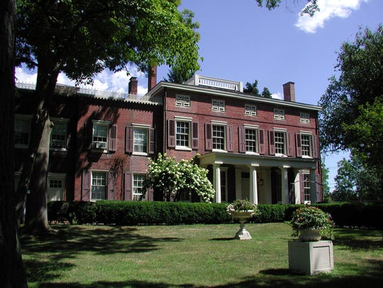 Tour Historic Smithville Mansion in Eastampton.