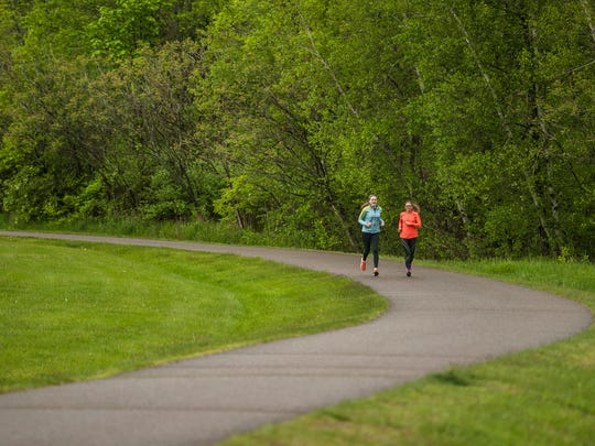 Williston's Karen Benway, a veteran of the Vermont City Marathon, will have a partner this year: Her 12-year-old daughter, Eva. The mother-daughter team will run the two-person relay. Karen will run the opening half, but will continue on alongside Eva during her run.