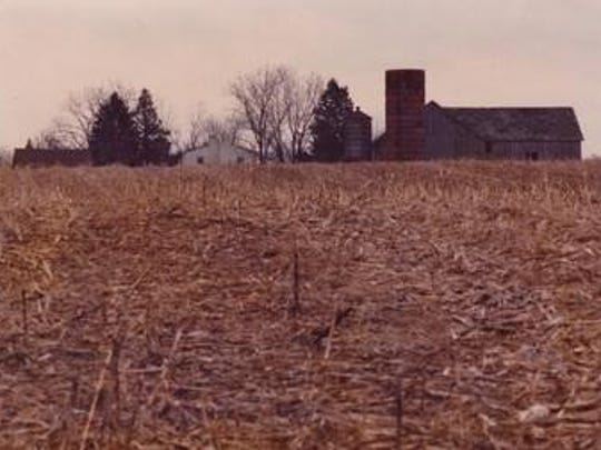 A sprawling farm north of Newark provides the setting for Shaun D. Mullen's lightly fictionalized memoir of life in the 1970s and its musical soundtrack.