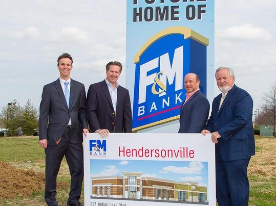 F&M Bank Hendersonville