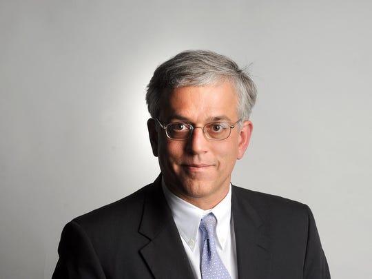 John Norris, columnist, taken April 18, 2011