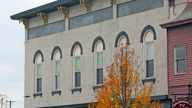 Restoring Light Wellness Center at 1 North Fourth Street and 46 West Main streets in downtown Newark.