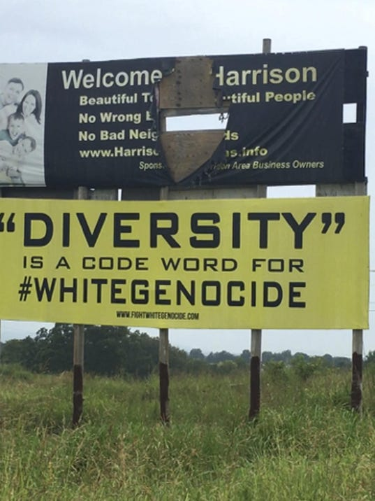 Racist Billboards