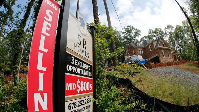 Standard & Poors releases its 20-city home price index for May on Tuesday, July 28, 2015.