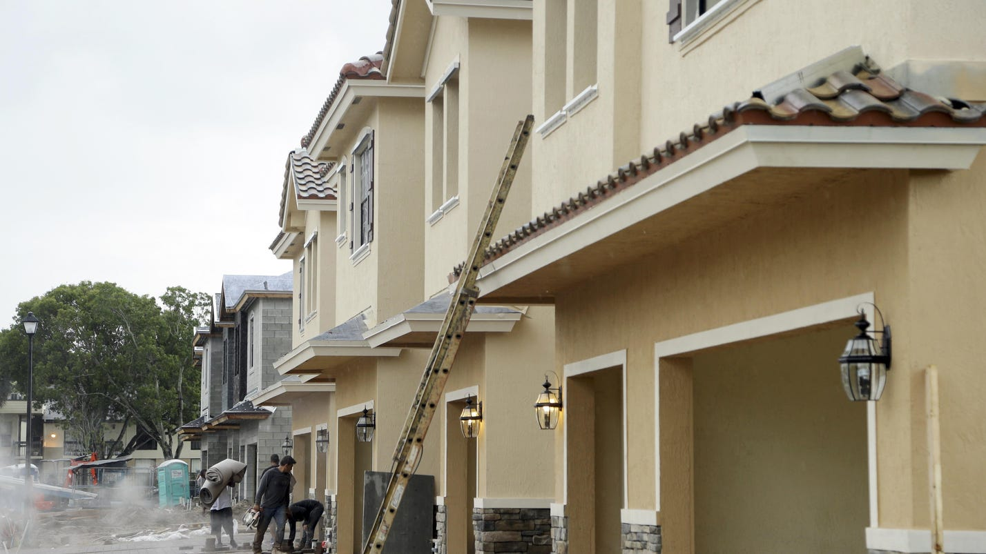 New-home sales jumped 6.2% in October