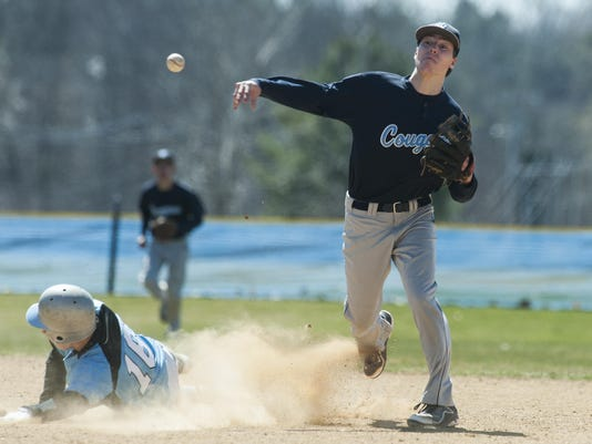 MMU vs. South Burlington Baseball 04/16/16