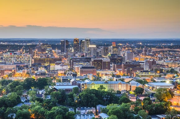 Best cities in america to hook up